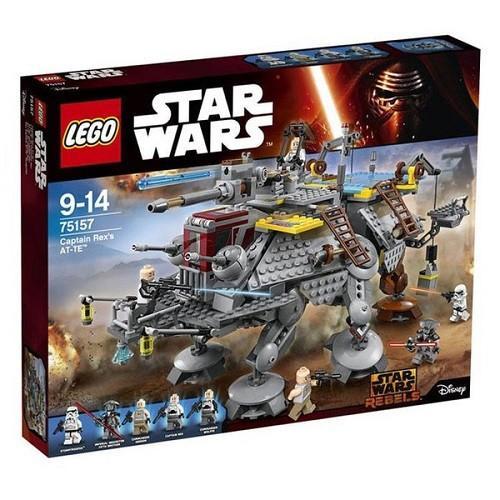 キャプテン・レックスのAT-TE 75157 新品レゴ スター・ウォーズ LEGO スターウォーズ 知育玩具 (弊社ステッカー付)