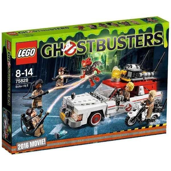 ゴーストバスターズ エクト 1 & 2 75828 新品レゴ LEGO 知育玩具