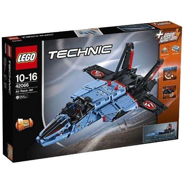エアレースジェット 42066 新品レゴ テクニック LEGO 知育玩具 (弊社ステッカー付)