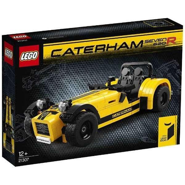 アイデア ケータハム セブン 620R 21307 新品レゴ LEGO 知育玩具