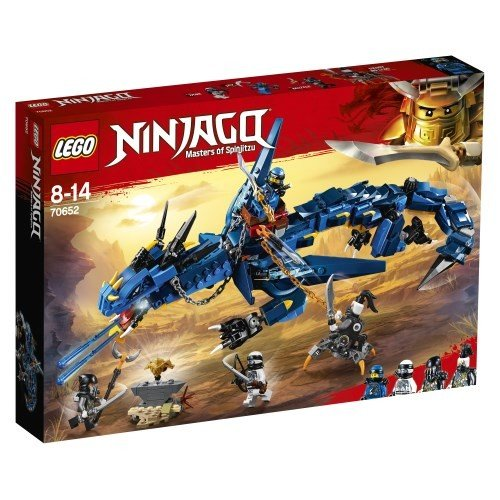 ジェイとイナズマ・ドラゴン 70652 新品レゴ ニンジャゴー LEGO 知育玩具 (弊社ステッカー付)