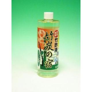 送料無料(全国一律)蒸留竹酢液(竹炭の宿) 500ml 竹の天然入浴 竹酢液 kencompany