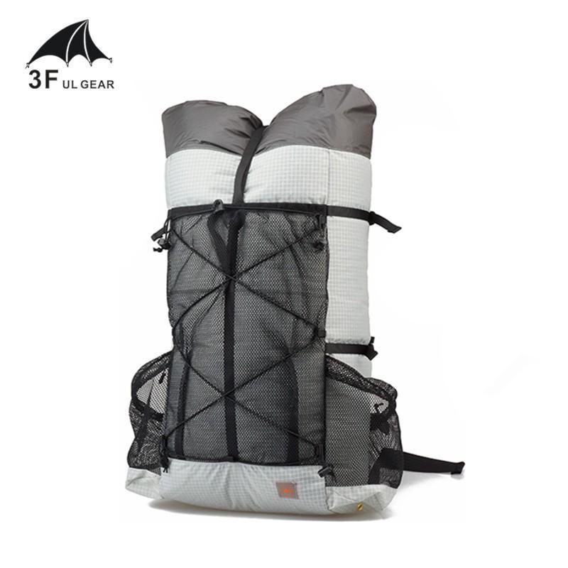 3F UL GEAR TUTOR 26L 38L Ultralight Backpack Outdoo C 38L 黒 L