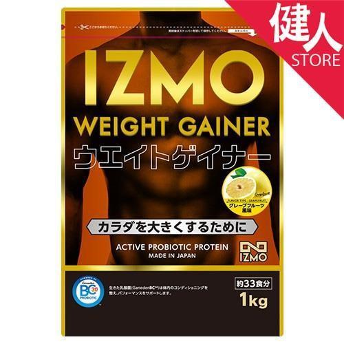 イズモ IZMO ウェイトゲイナー グレープフルーツ 1kg  - アルプロン kenjin