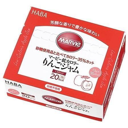 マービー 低カロリー りんごジャム 大特価!! スティック 13g×35本 引出物 455g