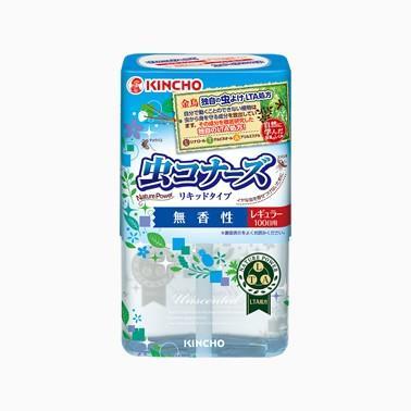 虫コナーズ リキッドタイプ レギュラー 100日 無香性 300mL ...