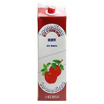 ラ メデッサ トレンド リンゴ酢バーモント OUTLET SALE 1.8L