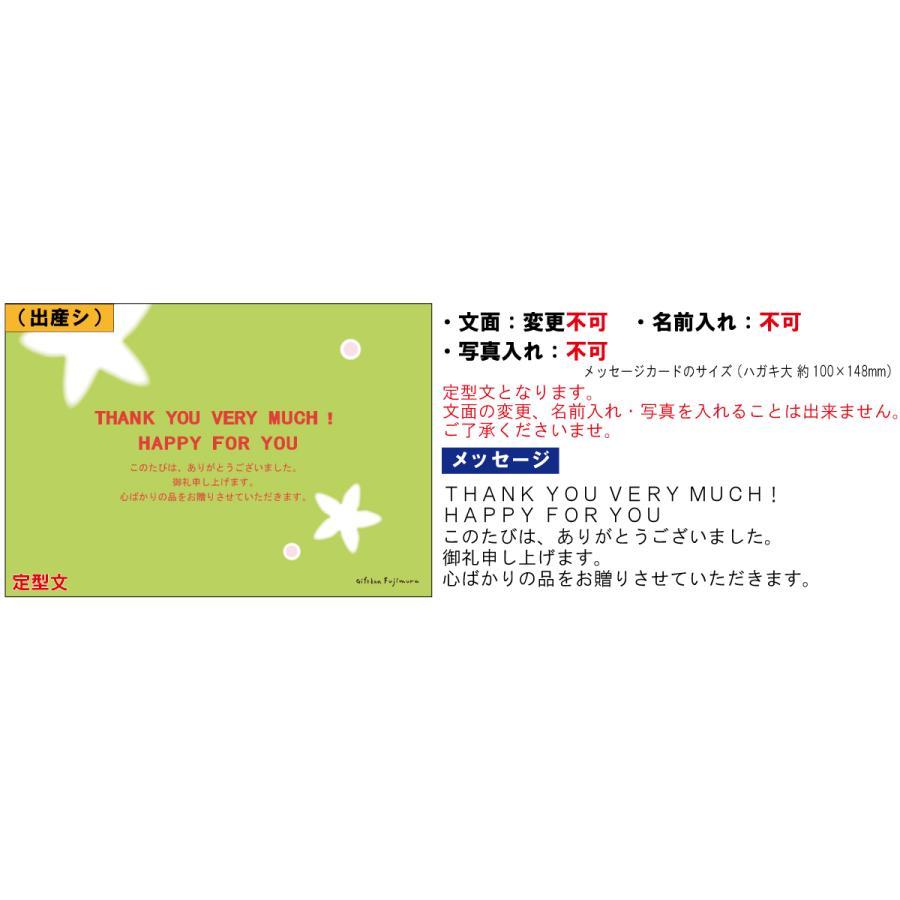 無料 出産内祝い用メッセージカード (当店でお買上のお客様限定)商品購入数分のみ|kenjya-gift|21