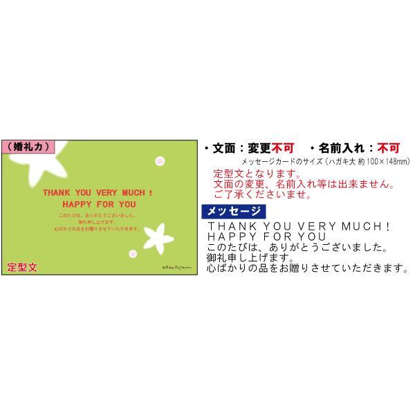無料 結婚内祝い用メッセージカード (当店でお買上のお客様限定)商品購入数分のみ|kenjya-gift|03
