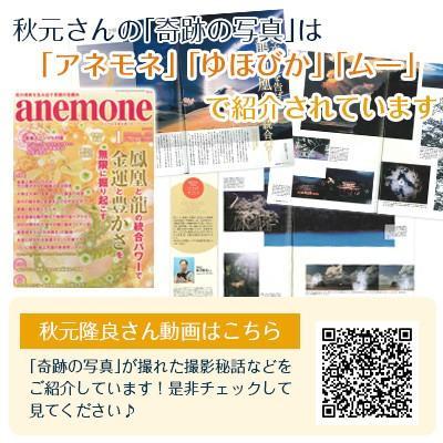秋元隆良  金龍カード特典付  2L版 玉響 七色オーブ浮遊  代引き不可 kenkami 07