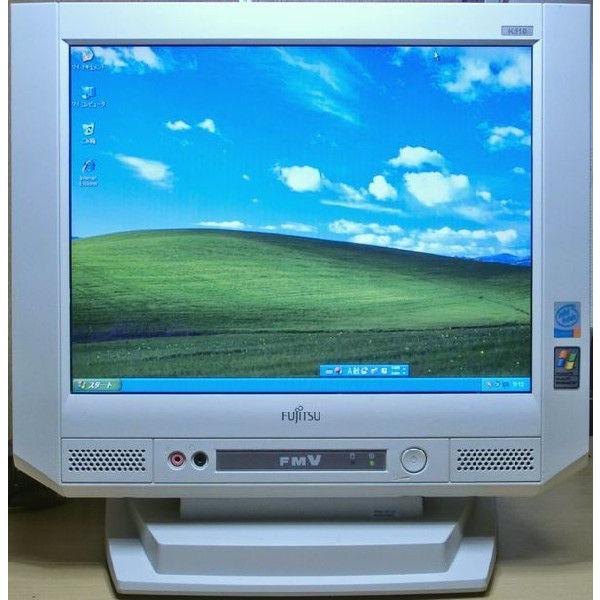 N Home Elevation Xp : 富士通 fmv k windows xp home 中古一体型デスクトップパソコン fmvk c