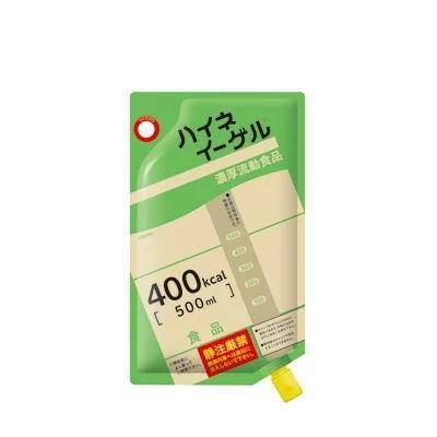 大塚 ☆正規品新品未使用品 ハイネイーゲル 最安値 400kcal 500ml 12袋 x ×2ケース 栄養