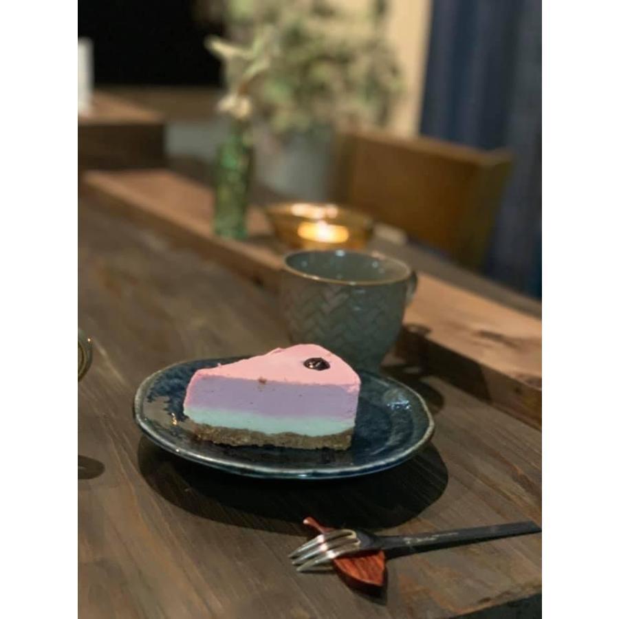 苺とビーツのレアチーズケーキ 18cm6号ホール グルテンフリー・砂糖不使用・低糖質・ロースイーツ|kenko-factory|02