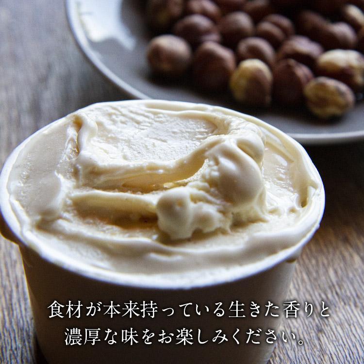 オーガニックジェラート 10個 GELATO NATURALE GIFT BOX 10 おまかせ 無添加アイスクリーム|kenko-store-tk|06