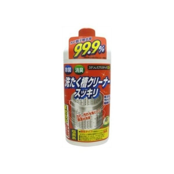 あわせ買い2999円以上で送料無料 洗たく槽クリーナー 送料込 550g スッキリ 新作販売