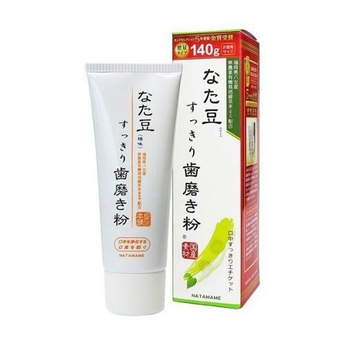 【あわせ買い2999円以上で送料無料】なた豆すっきり歯磨き粉(矯味) 140g|kenkoo-life