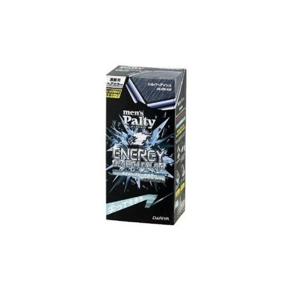 あわせ買い2999円以上で送料無料 ダリヤ 購買 100%品質保証 メンズパルティ エナジーブリーチカラー シルバーアッシュ