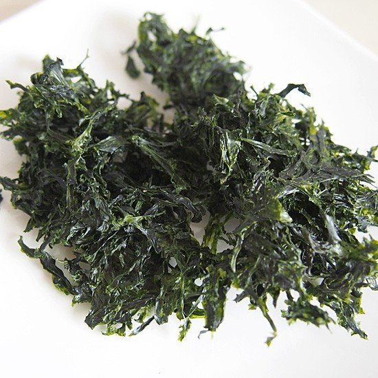 ケンコウかいそうjpの【あおさ 九州産】あおさ本来の風味が豊か乾燥アオサノリです。 kenkou-kaisou 03