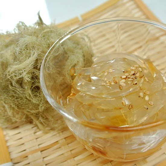 ケンコウかいそうjpの【ところてんぐさ 国内産】食物繊維たっぷり!良質なテングサを手作業で加工しています。|kenkou-kaisou