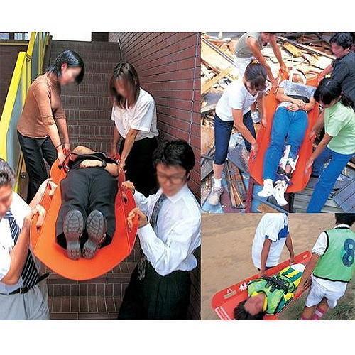 レスキューボード 5台セット 送料無料 震災の経験から開発された紙製のレスキューボード