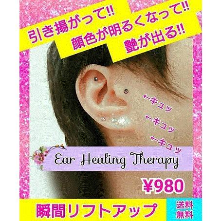 お買い得 貼るだけリフトアップトライアルキット20粒×5色 100粒 バラエティーセット kenkou-mimitsubo 03