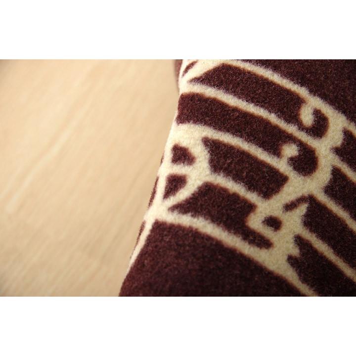 玄関マット 室内用玄関マット 約40×60cm ネコ 猫 音符 かわいい おしゃれ 滑りにくい ゴム素材 ポリエステル 水洗い可 ノーチェ kenkou-otetsudai 06