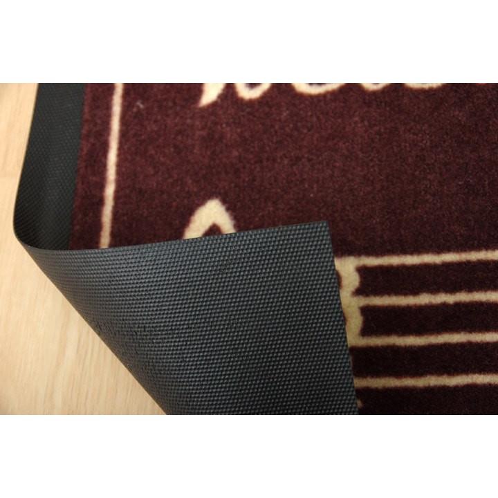 玄関マット 室内用玄関マット 約40×60cm ネコ 猫 音符 かわいい おしゃれ 滑りにくい ゴム素材 ポリエステル 水洗い可 ノーチェ kenkou-otetsudai 08