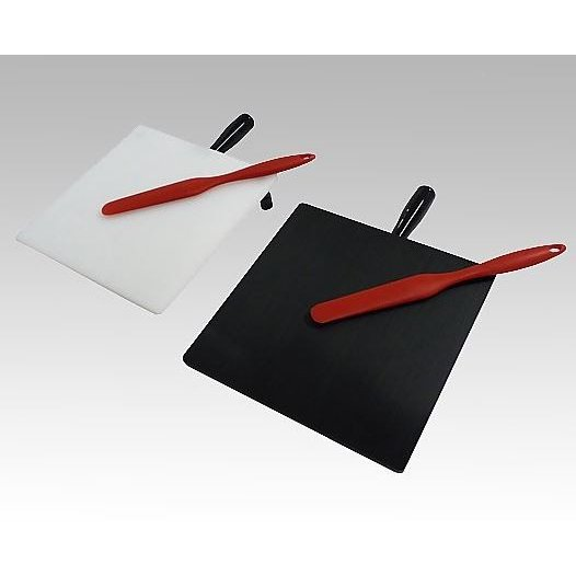 日本人気超絶の 【大同化工】軟膏板(PE製) HN-300B(大) 黒 サイズ300×300×10mm 1000g, リミー 07a29b9a