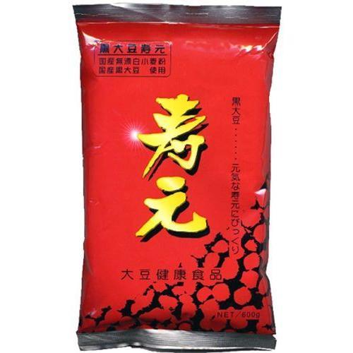【ジュゲン直送】黒大豆寿元徳用(600g)×5袋セット ※代引き·キャンセル·同梱不可