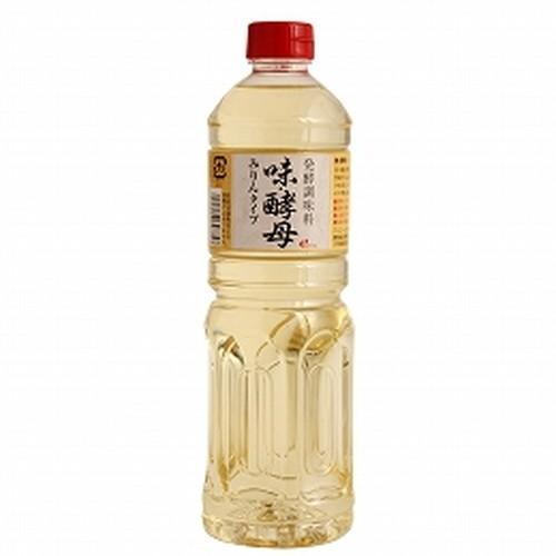 【創健社】味・酵母(みりんタイプ)1000ml