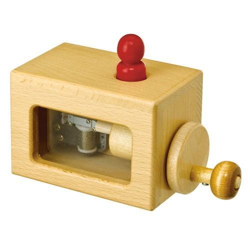 動きが見えるミュージックボックス (TGSC2) 【TAG社/THINK&GROW】 【5歳頃から】