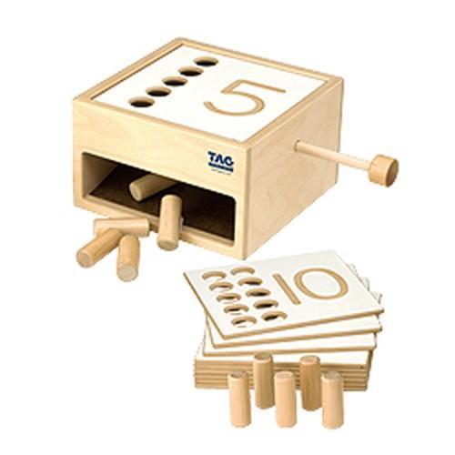 転がり落ちてくる数の箱 (CMR-1) 【TAGTOYS(タグトイ)】