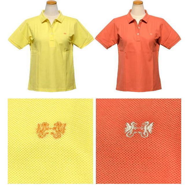 マグレガー 半袖ポロシャツ レディース 311620201 半袖シャツ 日本製 L|kenshima|03