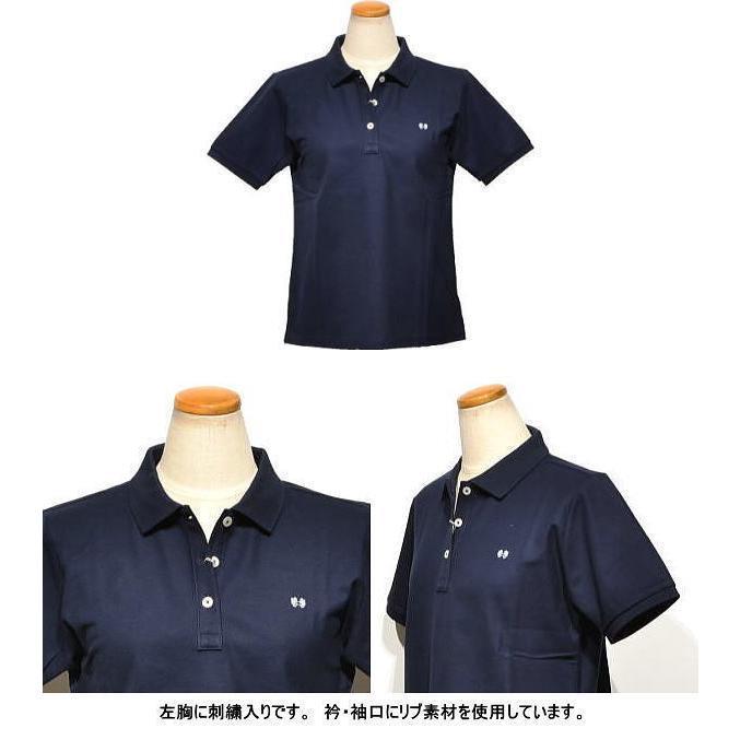 マグレガー 半袖ポロシャツ レディース 311620201 半袖シャツ 日本製 L|kenshima|04