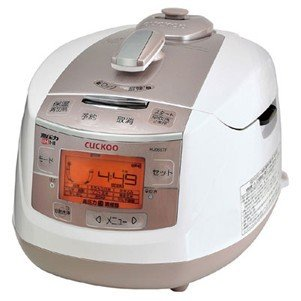 CUCKOO玄米発芽炊飯器6合炊(CRP-HJ0657F)