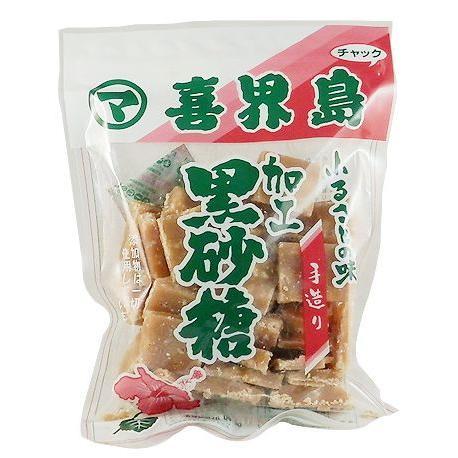 喜界島 黒砂糖 300g (有)松村 <黒糖 加工黒砂糖>|kerajiya|02