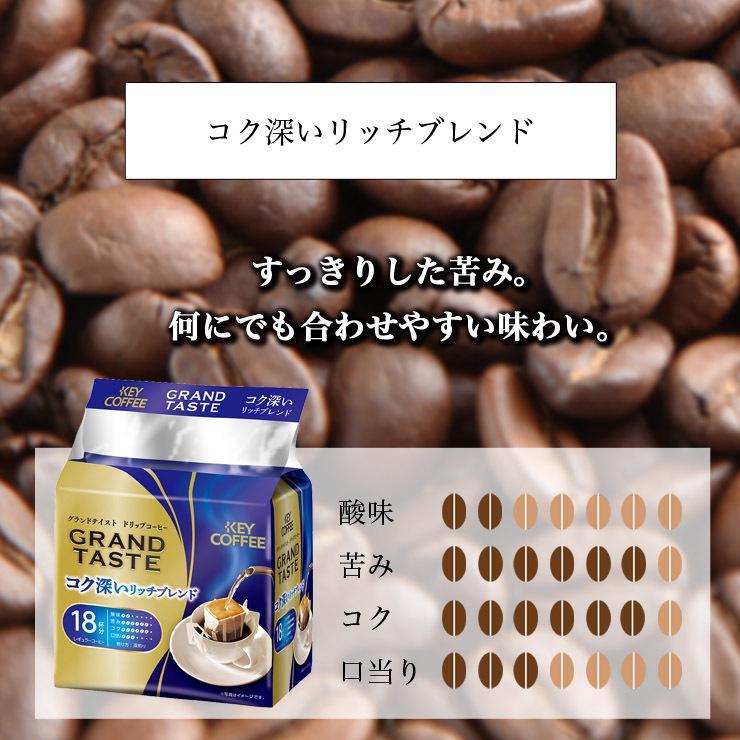 福袋 ドリップコーヒー 送料無料 3種 162杯分 コーヒー 珈琲 セット お徳用 詰合せ オススメ キーコーヒー keycoffee|keycoffeecom|02