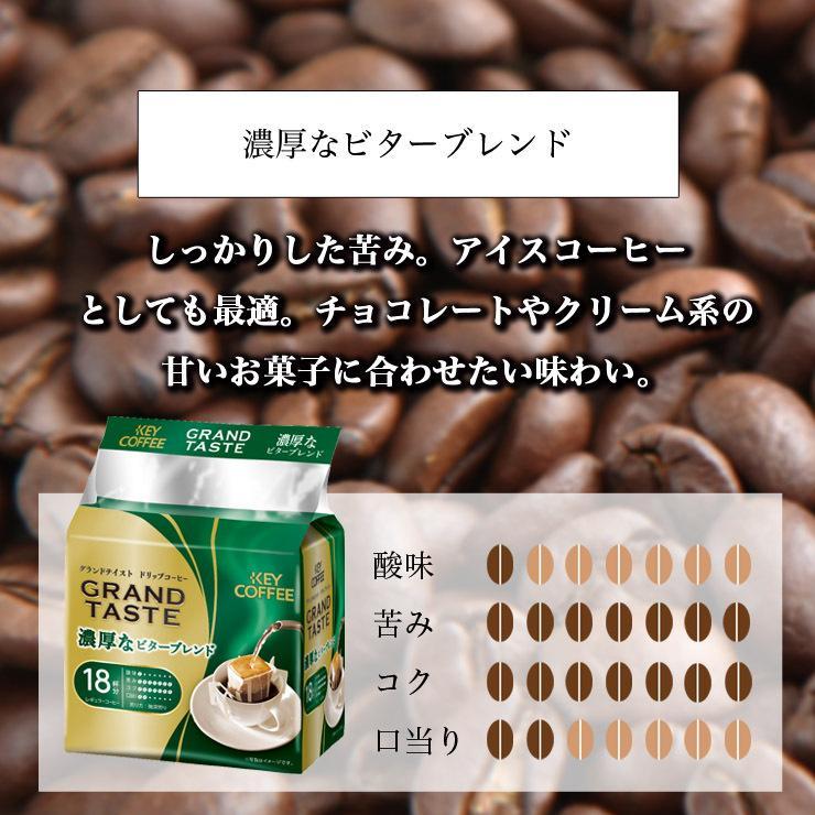 福袋 ドリップコーヒー 送料無料 3種 162杯分 コーヒー 珈琲 セット お徳用 詰合せ オススメ キーコーヒー keycoffee|keycoffeecom|04
