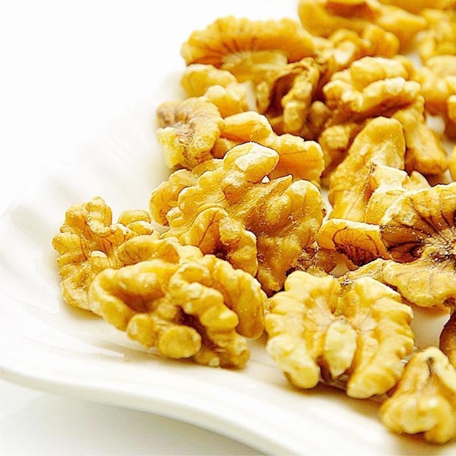 クルミ 素焼き くるみ 無添加 無油 無塩 1kg ナッツ 送料無料|kfvfruit