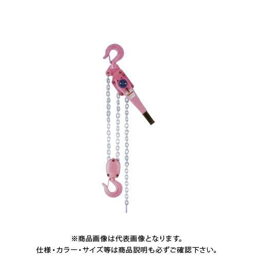 (運賃見積り)(直送品)富士製作所 チェーンレバーホイスト フジプーラー 8Sシリーズ 8S-6.3toN 8S-6.3toN