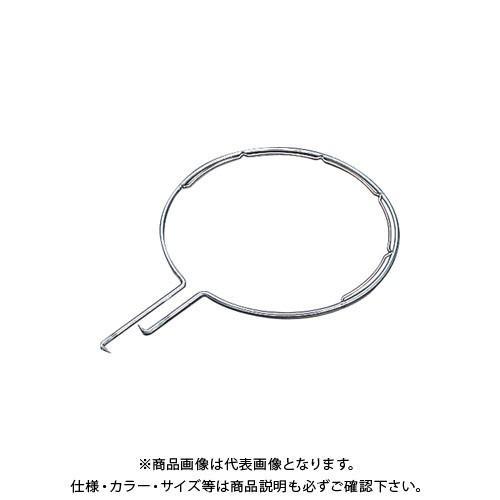 【受注生産品】浅野金属 ステンレス製玉枠標準型丸型(内金入)6×420 (5本) AK8230