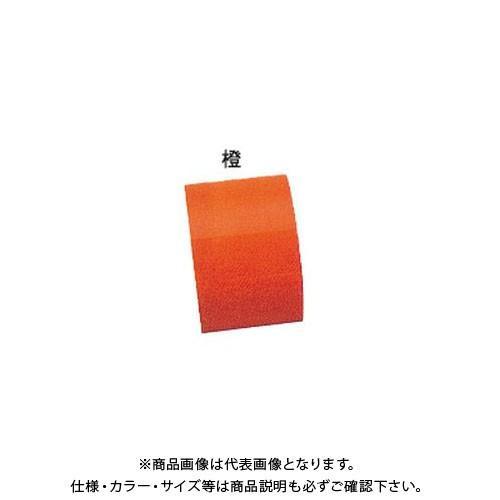 (運賃見積り)(直送品)安全興業 反射シート6 橙 100mm×46M (1入) YT-6
