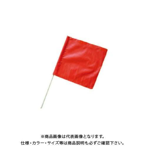 (直送品)安全興業 手旗 赤 (20入) (20入) (20入) TBA-01 9d3