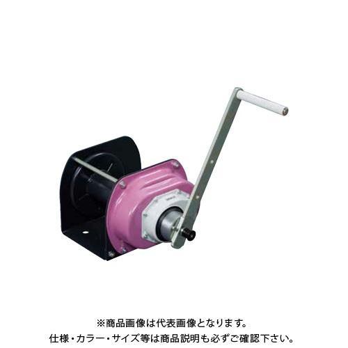 (運賃見積り)(直送品)富士製作所 ポータブルウインチ PSWシリーズ PSW-2100N