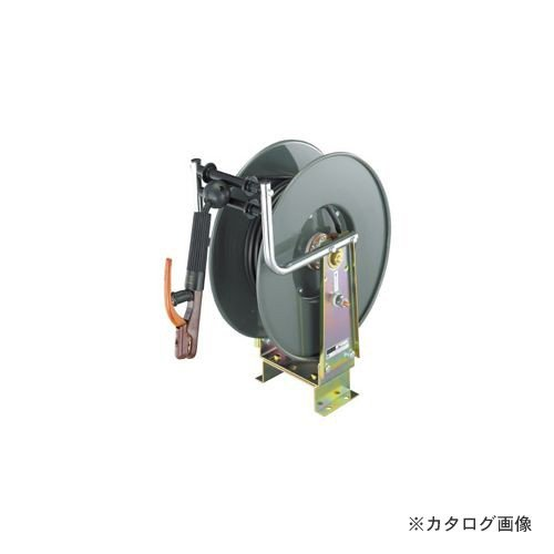 三協リール TRIENS O-series 電気溶接リール 38.0mm2×20.0M-ホルダ仕様 SDR-3820