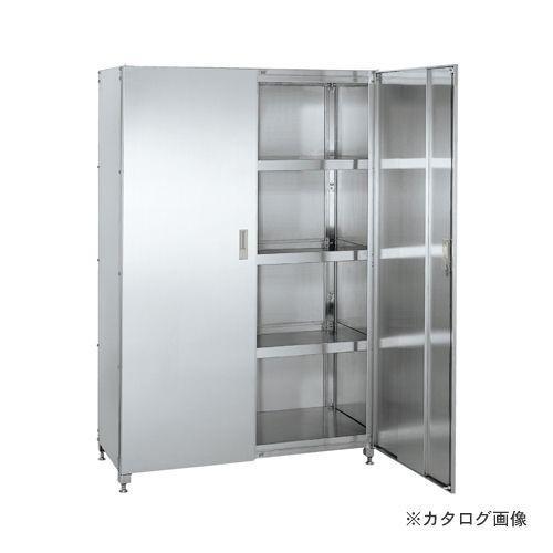 (直送品)サカエ SAKAE ステンレススーパーラック保管庫 SPR4-120HSU