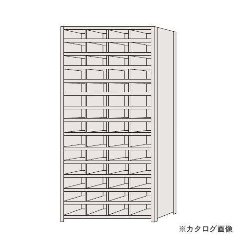 (運賃見積り)(直送品)サカエ SAKAE 区分棚 フラットタイプ NCA111-414 NCA111-414