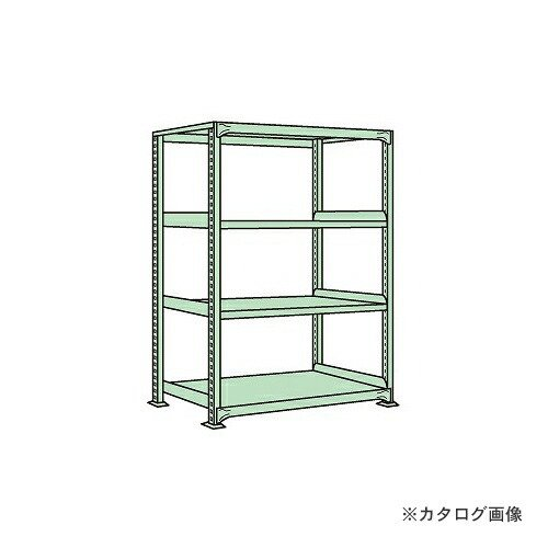 (運賃見積り)(直送品)サカエ SAKAE SAKAE 中軽量棚ML型 ML-9154