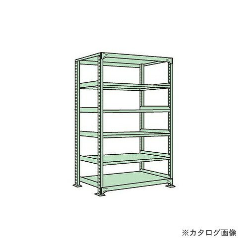 (運賃見積り)(直送品)サカエ SAKAE 中軽量棚ML型 ML-2546 ML-2546