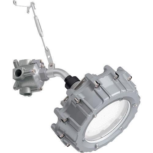 (運賃見積り)(直送品)岩崎 防爆形LED高天井照明器具 水銀400W相当ブラケット形 電線管径φ22 EXIL3062SA9-22